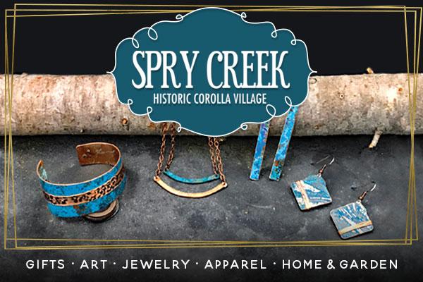 Spry Creek in Corolla NC