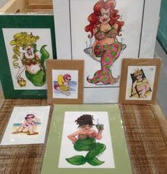 Spry Creek Home Accents in Corolla NC, Local Artist Meet & Greet! Plus Bits & Pieces Sale