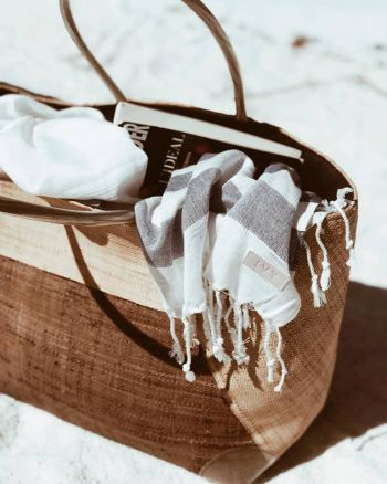 Spry Creek in Corolla NC, Peshtemal, Fouta, Hamman, Turkish Towel.