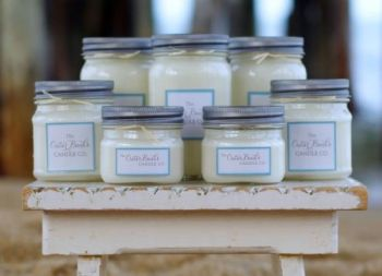 Spry Creek in Corolla NC, Candles by The Outer Banks Candle Company