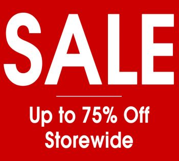 Spry Creek Home Accents in Corolla NC, Storewide Clearance Sale