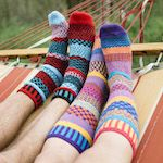 Life is too short to have matching socks!