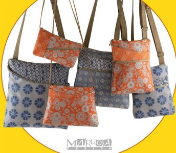 Maruca Bags are kindly made in Boulder, CO.